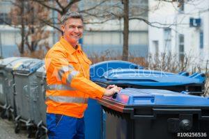 collecte des déchets Marange-Silvange