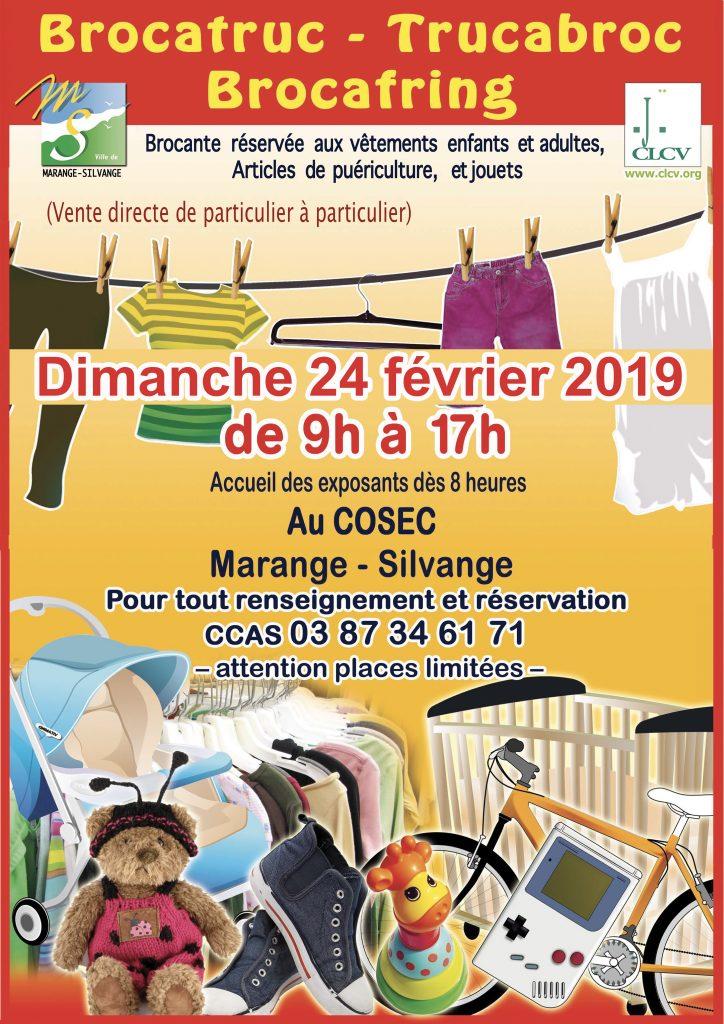 Brocante 2019 Marange-Silvange