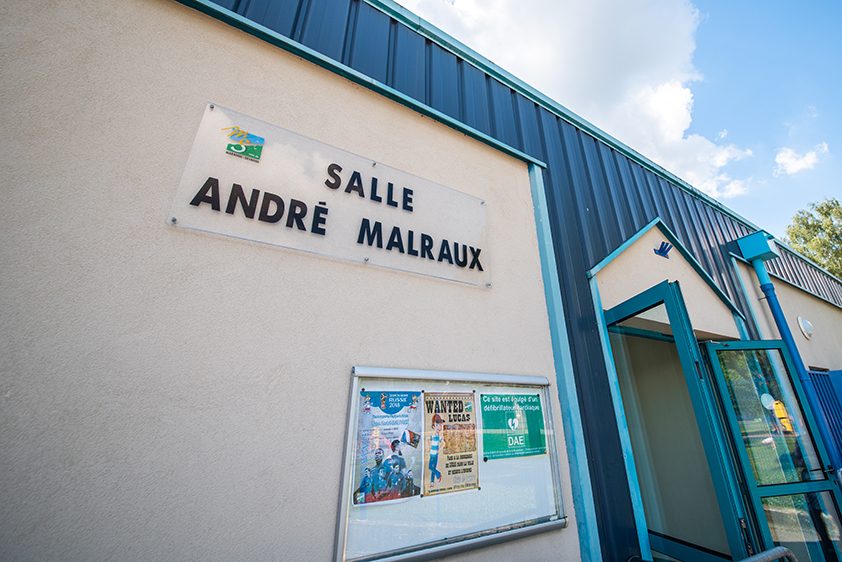 Salle André Malraux