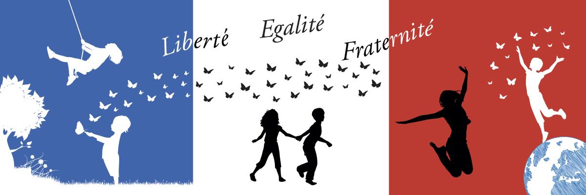 Liberté egalité fraternité