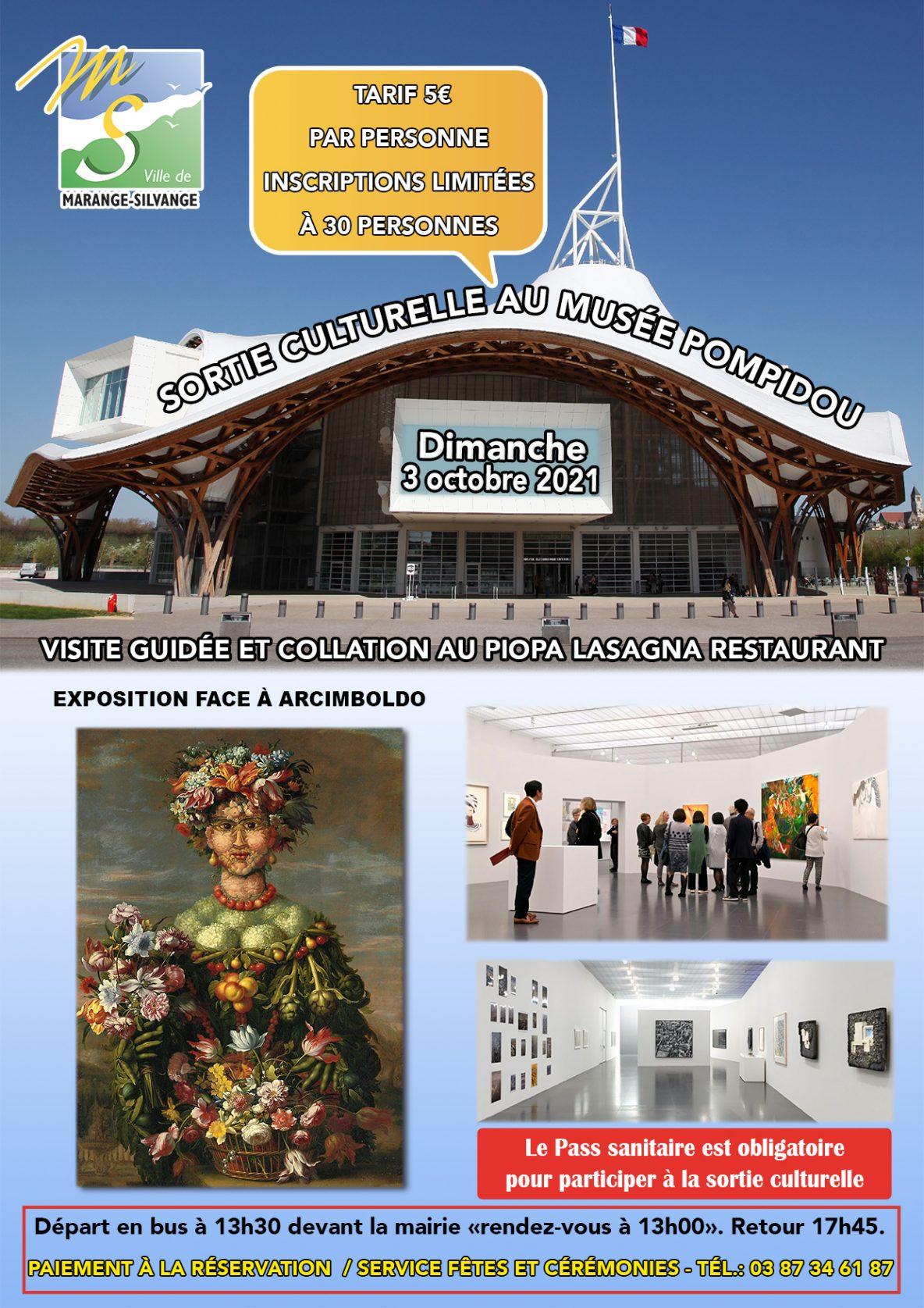 Sortie Centre Pompidou 031021